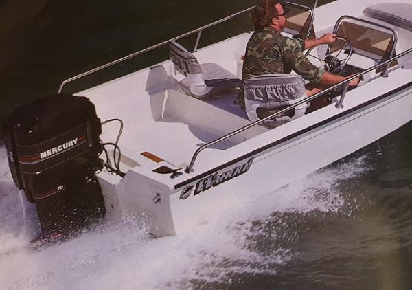 Wahoo boats