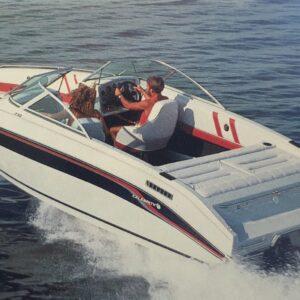 Celebrity boat