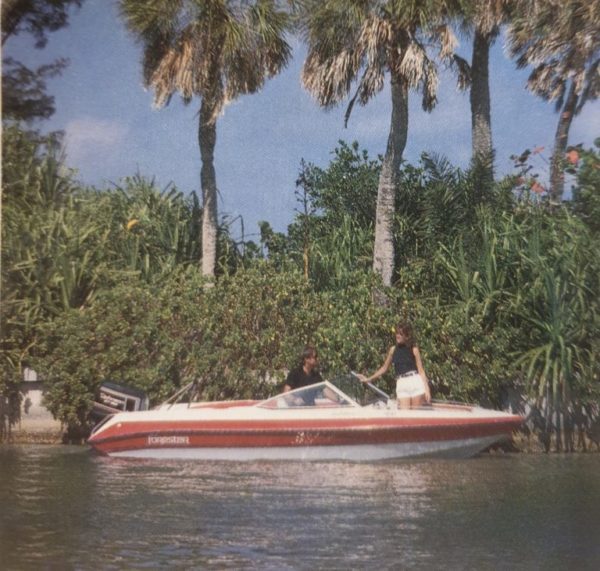 Forester boat
