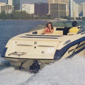Mariah boat