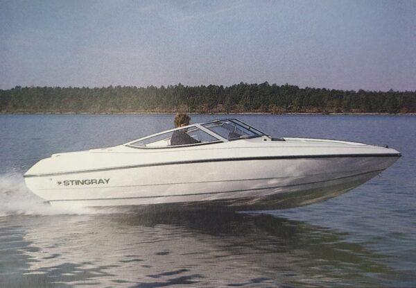 Stingray 556zp
