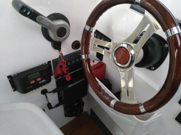 780 steering wheel